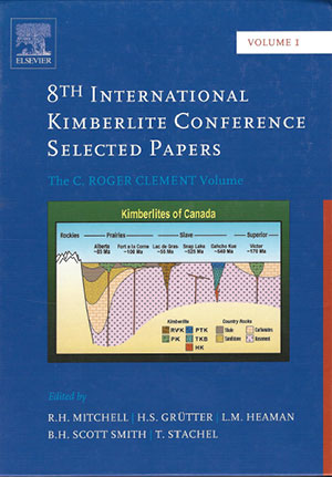 cover 8th international kimberlite conference