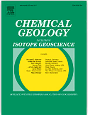 cover chemical geology