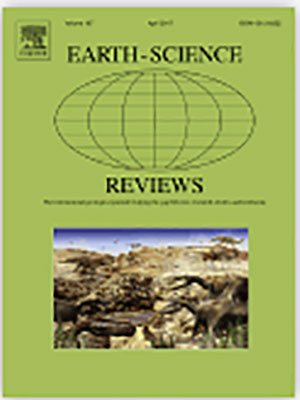 cover earth science reviews