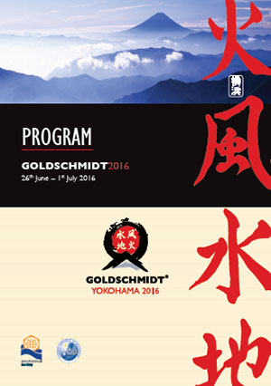 cover goldschmidt conference