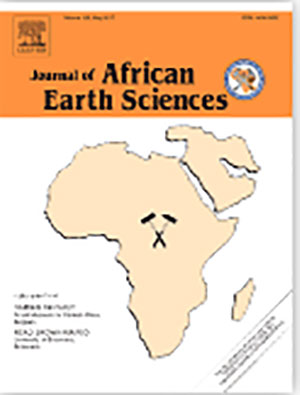 cover journal of african earth sciences