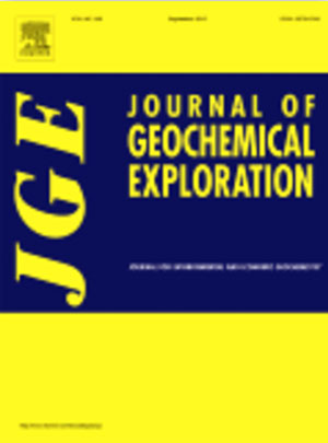cover journal of geochemical