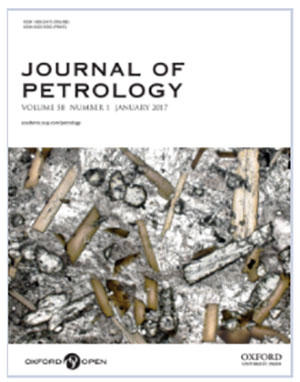cover journal of petrology