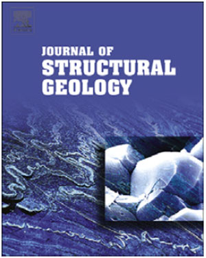 cover journal of structural geology