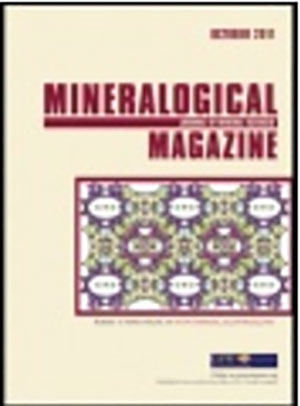 cover mineralogical magazine