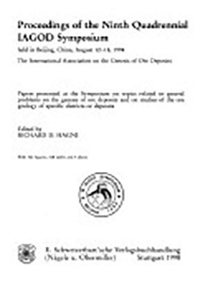 cover proceedings of the ninth quadrennial iagod symposium
