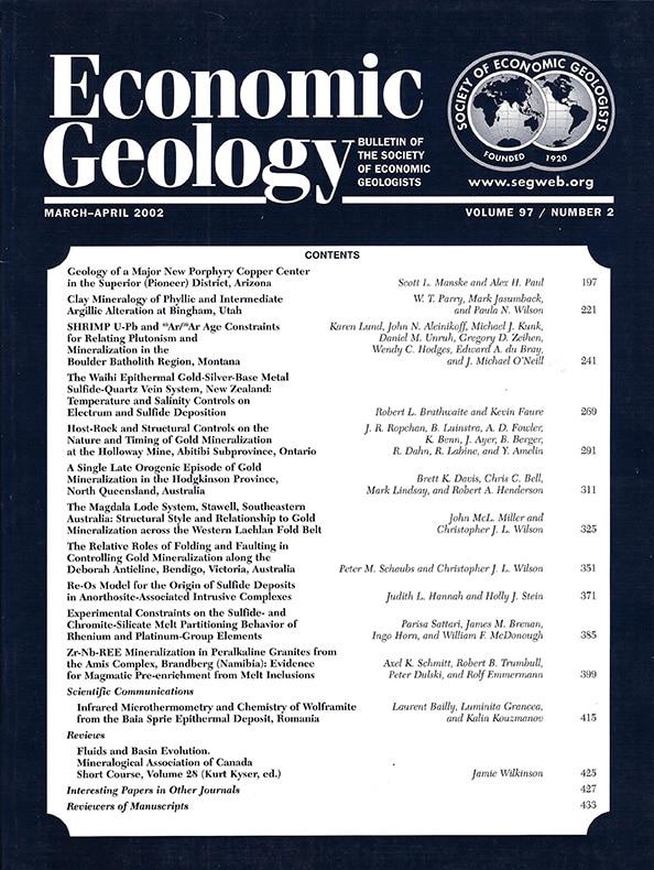 pub economic geology