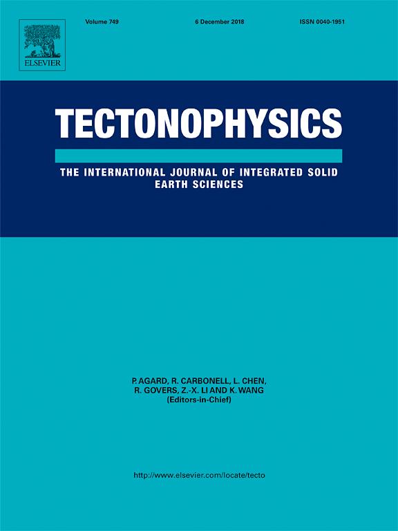 pub tectonophysics