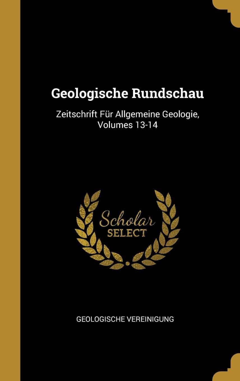 Geologische Rundschau